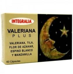 Valeriana Plus 60 cápsulas Integralia