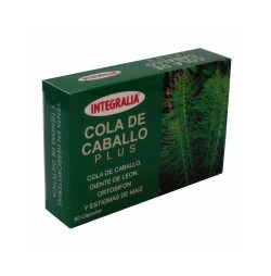 Cola de Caballo Plus 60 cápsulas Integralia