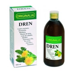 Dren Jarabe 500 ml Integralia