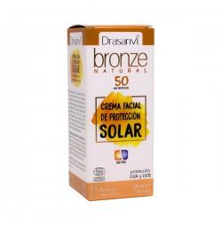 Bronze Protección Solar Facial SPF50 Bio 50 ml