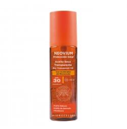 Neovium Aceite Seco SPF30 Acelerador del Bronceado 200 ml