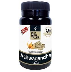 Ashwagandha 30 cápsulas Elementales Novadiet