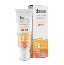 Spray Solar Niños 90 ml SPF 50+ Bioregena