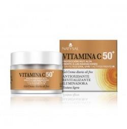 Vitamina C 50+ Gel Crema 50 ml Natysal
