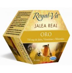Royal Vit Jalea Real Oro 20 viales Dietisa