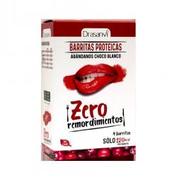 Barrita proteica Zero 4 ud Drasanvi