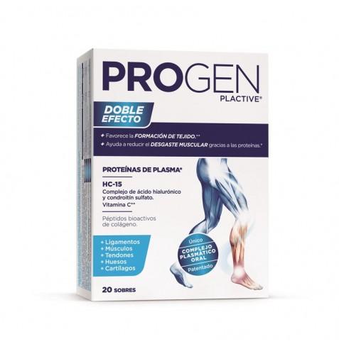 Progen Plactive 30 sobres Opko Health