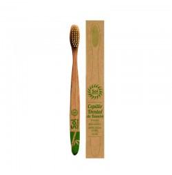 Cepillo Dental de Bambú Adulto