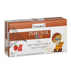 Inmunol Kids 14 viales Drasanvi