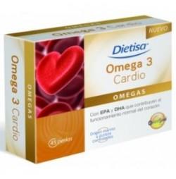 Omega 3 Cardio 45 perlas Dietisa
