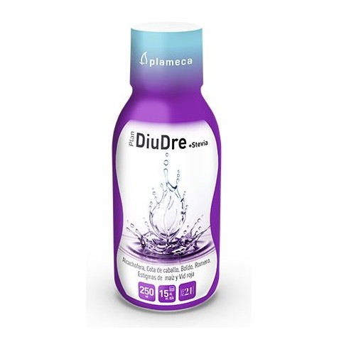 Plan Diudre + Stevia 250 ml Plameca