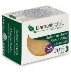 Jabón de Alepo 35% 200 g Damas Riche