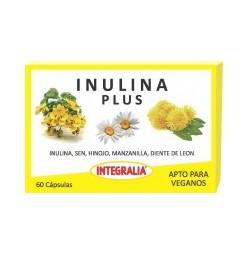 Inulina Plus 60 cápsulas Integralia