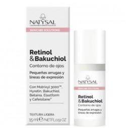Contorno de ojos Retinol y Bakuchiol 15 ml Natysal