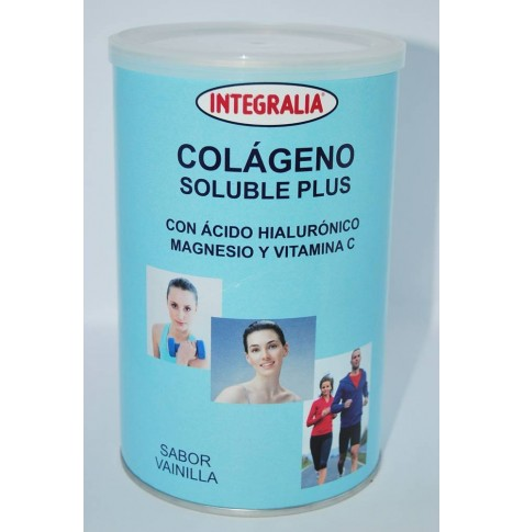 Colageno Soluble Plus Magnesio 360 g Integralia